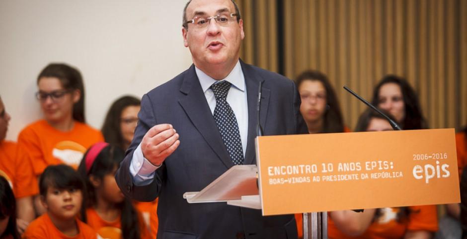 Presidente da Direção da EPIS 2016-2018