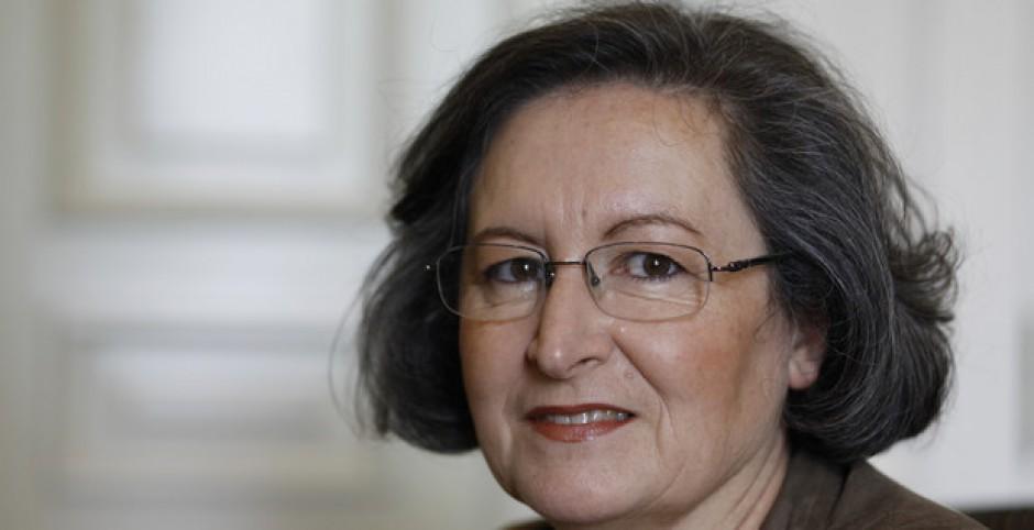 Professora Doutora Maria de Lurdes Rodrigues, coordenadora do estudo, ISCTE – Instituto Universitário de Lisboa