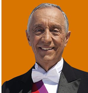 Professor Doutor Marcelo Rebelo de Sousa<br>Presidente da República, Associado de Honra da EPIS